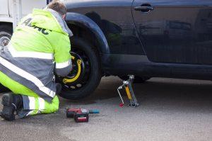 flat tire sandy ut